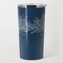 Agapanthus Blueprint Travel Mug