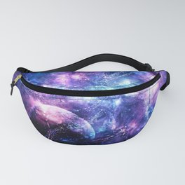 Thunderstorm Fanny Pack