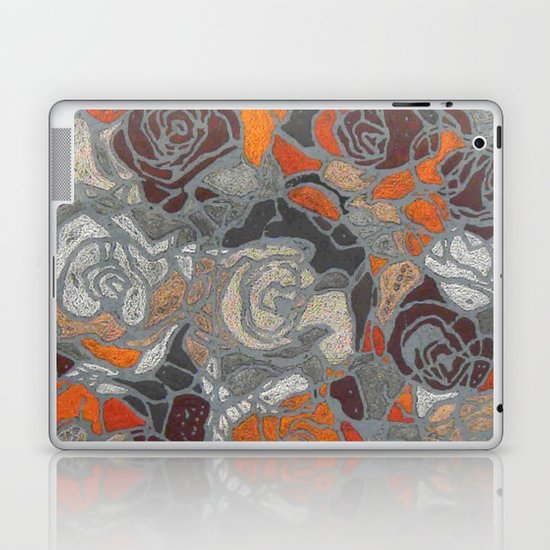 Relief Laptop & iPad Skin