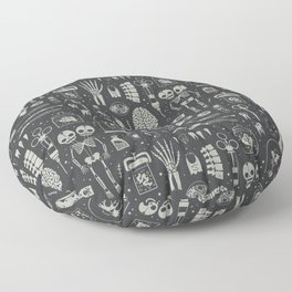 Oddities: X-ray Floor Pillow