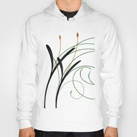 grass Hoodies featuring Grass by DistinctyDesign