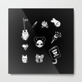 modern witch essentials Metal Print