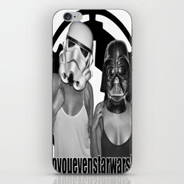 Join the Empire iPhone Skin