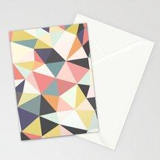 Deco Tris Stationery Cards