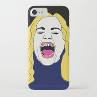 true blood iPhone & iPod Cases featuring Anna Paquin / True Blood / Sookie Stackhouse by cleopetradesign.com