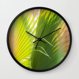 Summer, Forever Wall Clock