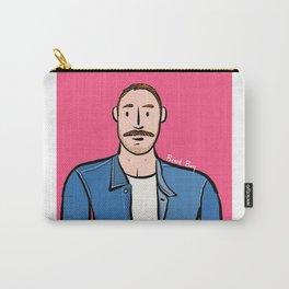 Beard Boy: Jose Manuel Carry-All Pouch