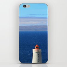 Iceland's Blues iPhone & iPod Skin