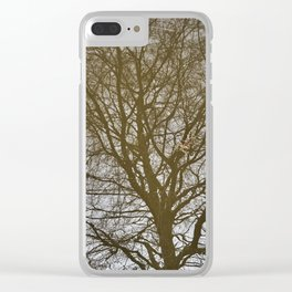 Reflection #2 - Chester canals Clear iPhone Case