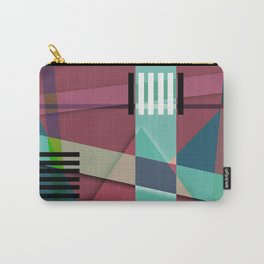 Abstract #410 Carry-All Pouch