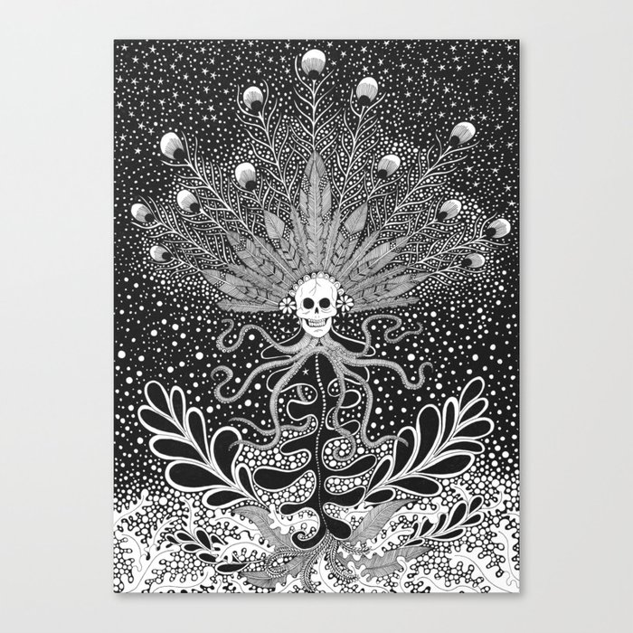 Thanks Sandy Canvas Print