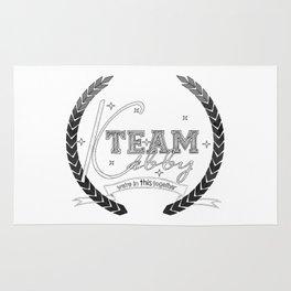 Team Kabby Rug