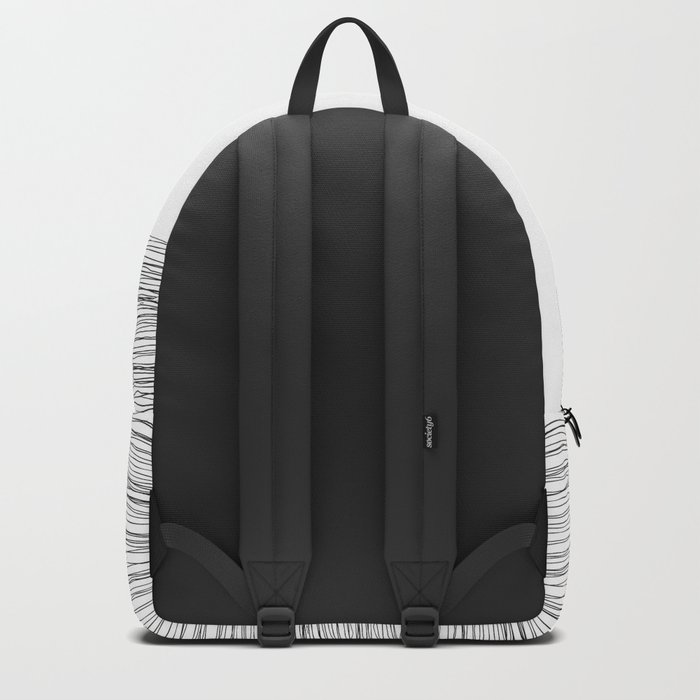 Another Long Silence Backpack