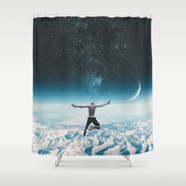Lifetime Shower Curtain