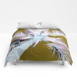Palm Tree I Comforters