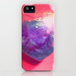 Crystal Blessings iPhone Case
