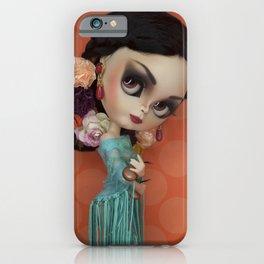 LOLA FLORES BY ERREGIRO iPhone Case