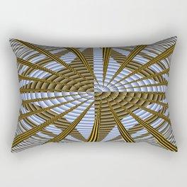 Basket weaving 101... Rectangular Pillow