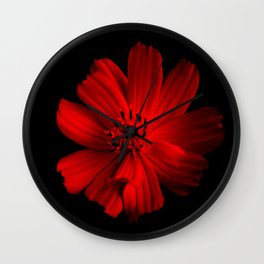 RED - 100418/2 Wall Clock