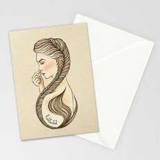 Fishtailed Stationery Cards