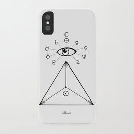 Freemasonry iPhone Case