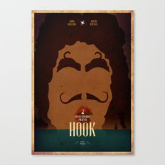 Hook Fan Art Canvas Print