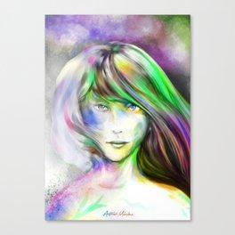 Saturna Canvas Print