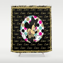 A Touch of Class Shower Curtain