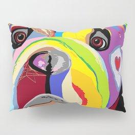 Bulldog Pillow Sham
