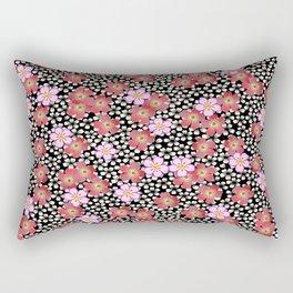 Muster Blümchen - pattern floral Rectangular Pillow