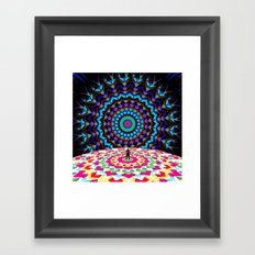 Bright Arrival Framed Art Print