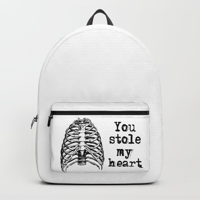 You stole my heart Backpack