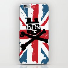 Bear Picnic Union Jack iPhone & iPod Skin
