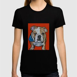 Johnny the English Bulldog T-shirt
