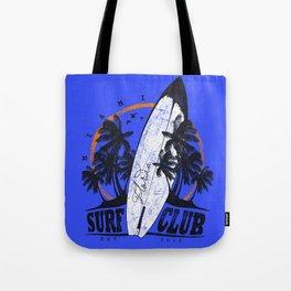 Summer Time - Surf Club Tote Bag