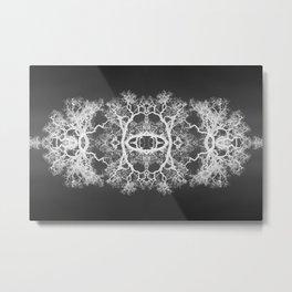 III. Demonic Metal Print