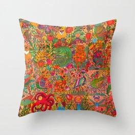 Fairytales Throw Pillow