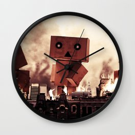 Destroyer of Worlds Wall Clock