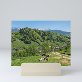 Romania, Bucegi Mini Art Print