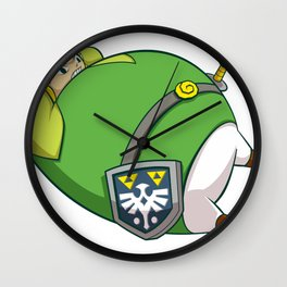 TUBY : Link Wall Clock