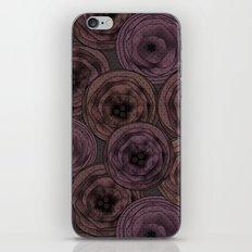 Chocolate velvet . iPhone & iPod Skin