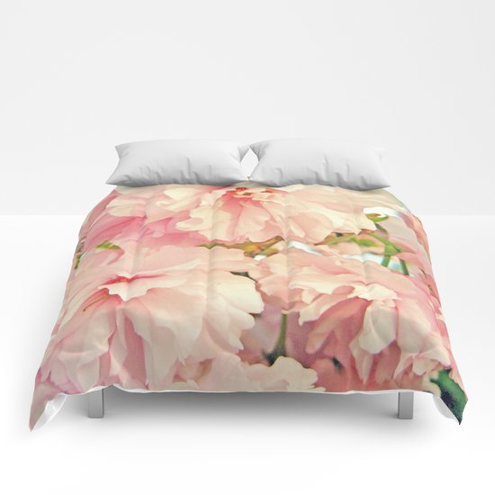 Softly Spring Comforters