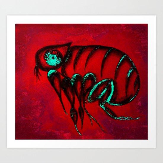 Plague Art Print
