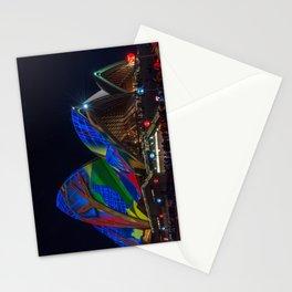 Vivid Sydney at Opera House Stationery Cards
