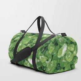 Small sparkling Pebbles F Duffle Bag