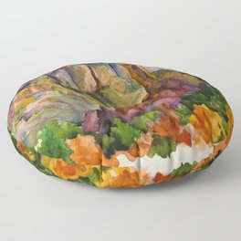 Big Bend National Park Floor Pillow