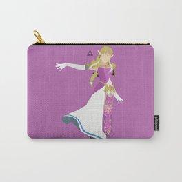 Princess Zelda(Smash)Skyward) Carry-All Pouch