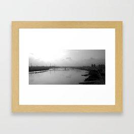 connection01 Framed Art Print