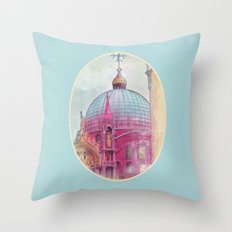DREAMING OF SAN MARCO Throw Pillow