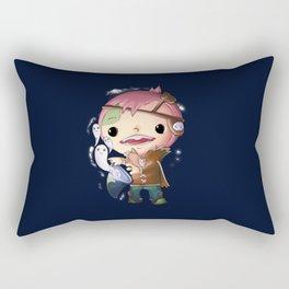 Color Magic Rectangular Pillow